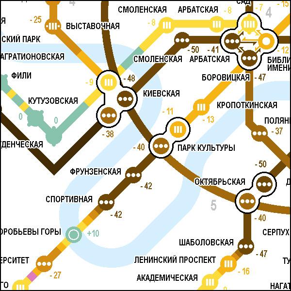 Транспортные схемы Алексея